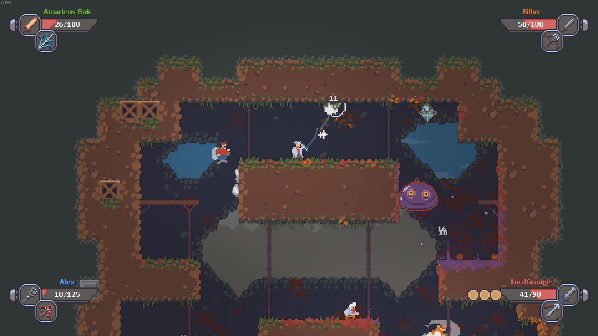 Caveblazers Together on Steam
