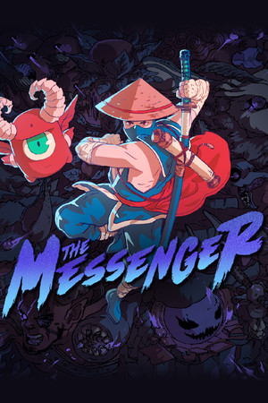 The Messenger poster image on Steam Backlog