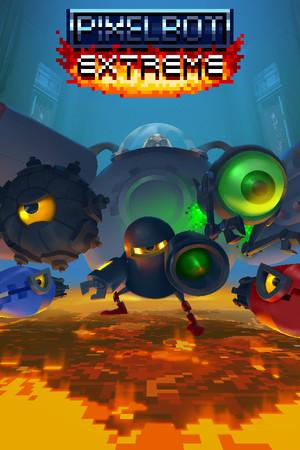 pixelBOT EXTREME! poster image on Steam Backlog