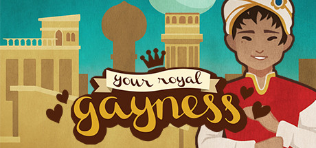 Your Royal Gayness Game