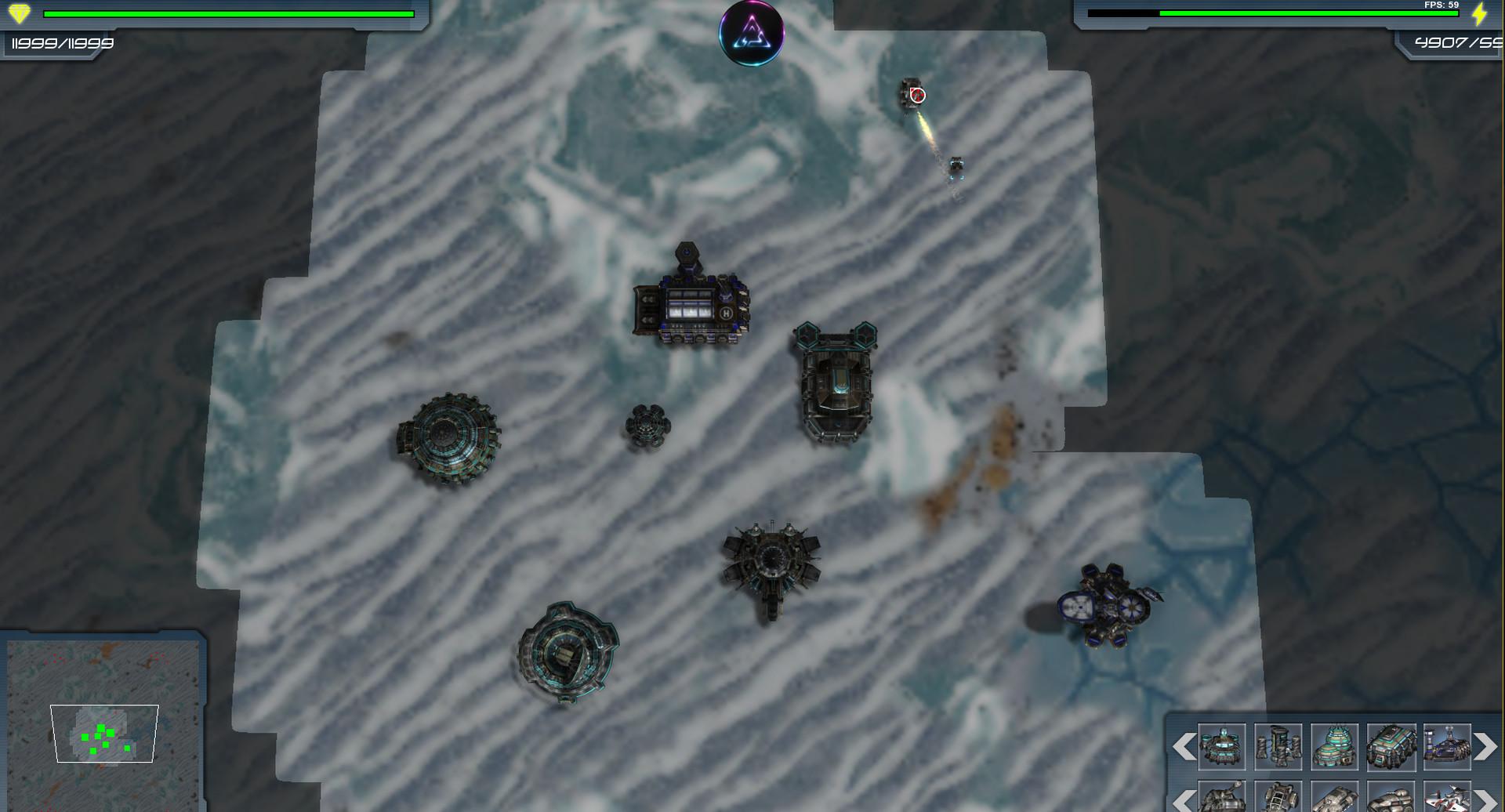 RTS Commander: Smash the Rebels