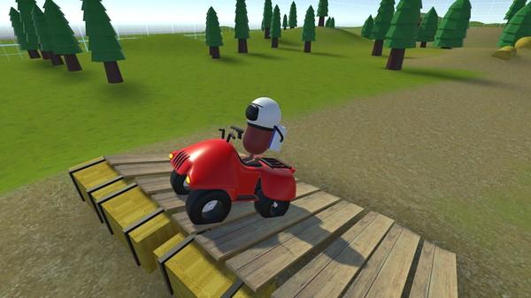 Screenshot of Bean Battles