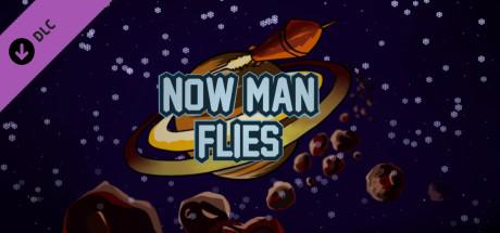 Now Man Flies - Xmas Design