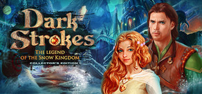 Dark Strokes: The Legend of the Snow Kingdom Collector's Edition cover art