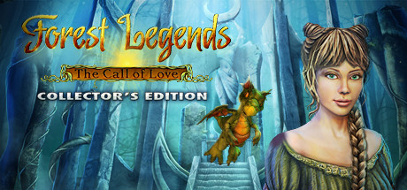 Forest Legends: The Call of Love Collector's Edition cover art