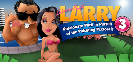 Teaser for Leisure Suit Larry 3 - Passionate Patti in Pursuit of the Pulsating Pectorals