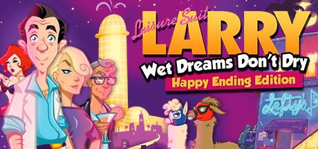 Leisure Suit Larry – Wet Dreams Dont Dry Capa
