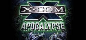 X-COM: Apocalypse cover art