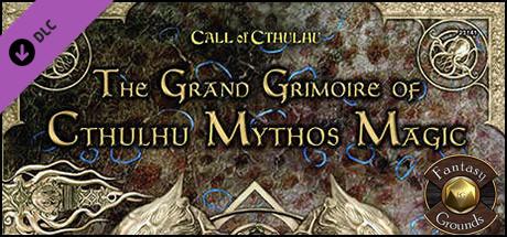Fantasy Grounds - The Grand Grimoire of Cthulhu Mythos Magic ... d7d608e3c2d9