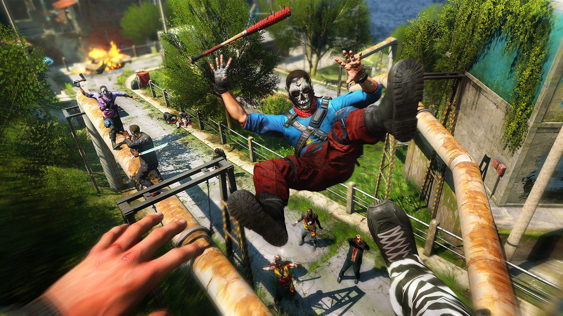 Dying Light: Bad Blood Download PC