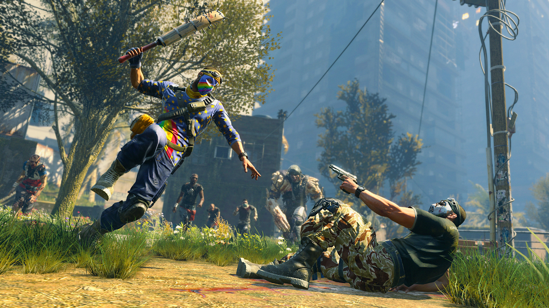 Free Download Dying Light: Bad Blood