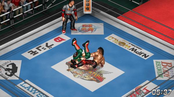 Fire Pro Wrestling World - New Japan Pro-Wrestling 2018 Wrestler Pack