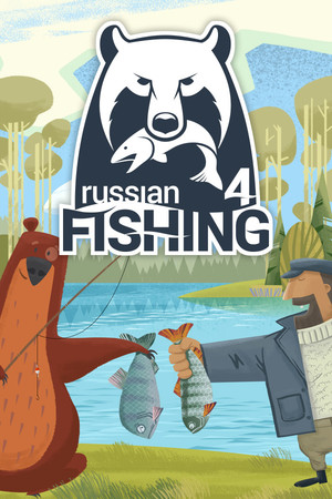Russian Fishing 4 poster image on Steam Backlog