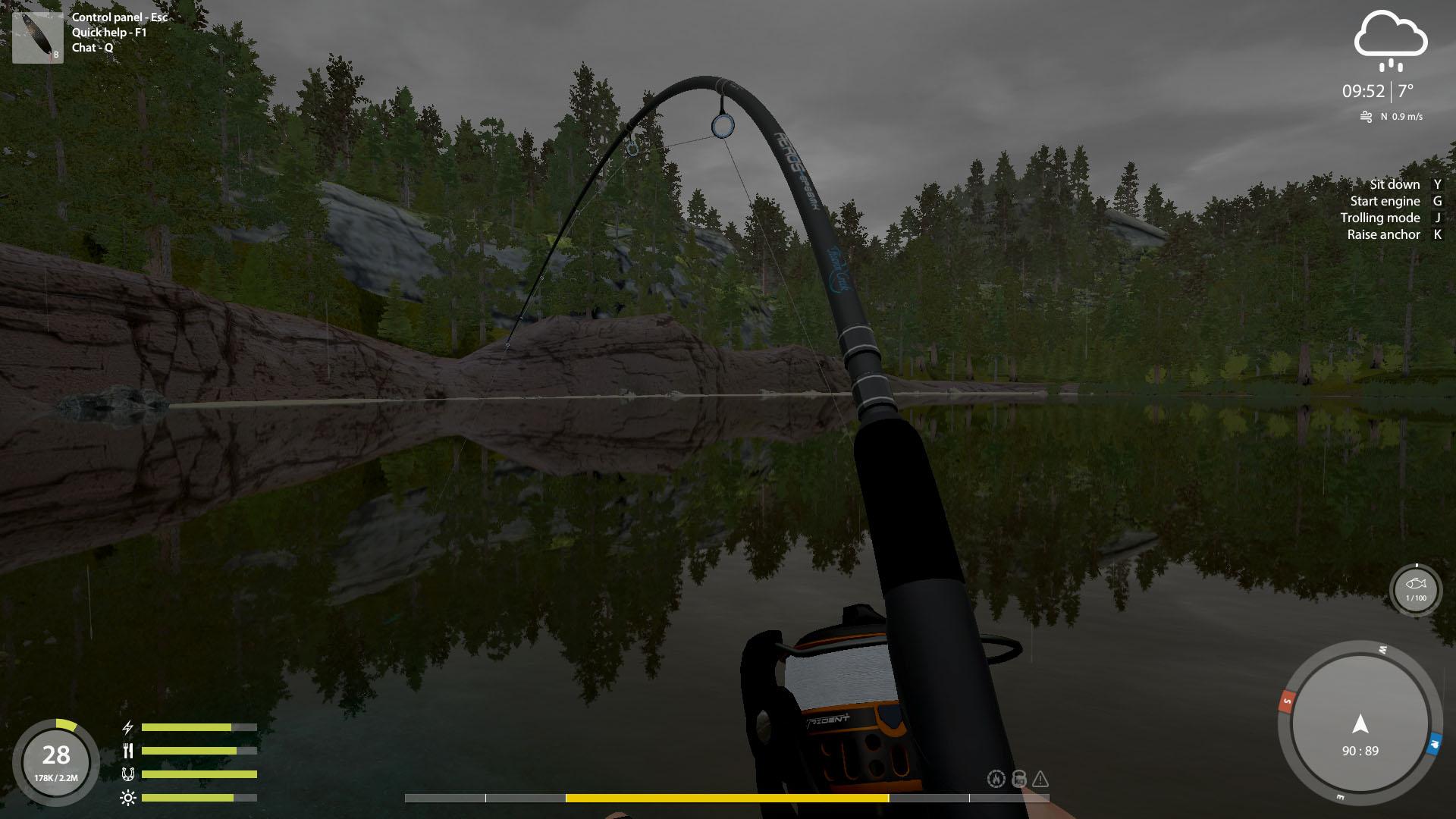 Рыбалка для друзей на андроид где на что ловить