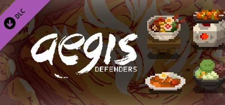 Aegis Defenders - Foodie Item Skins
