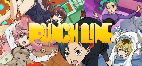 Punch Line Cover Image
