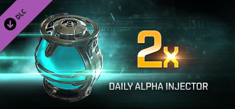 EVE Online: 2 Daily Alpha Injectors