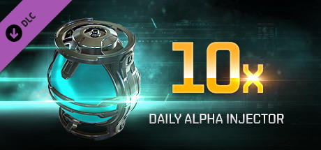 EVE Online: 10 Daily Alpha Injectors