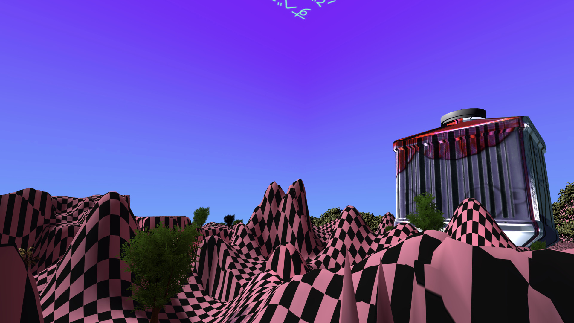 vaporwave simulator on steam