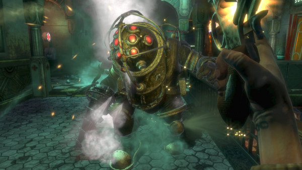 Скриншот из BioShock
