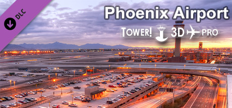 Tower!3D Pro - KPHX airport on Steam