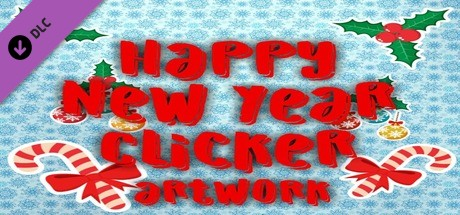Happy New Year Clicker - Artwork