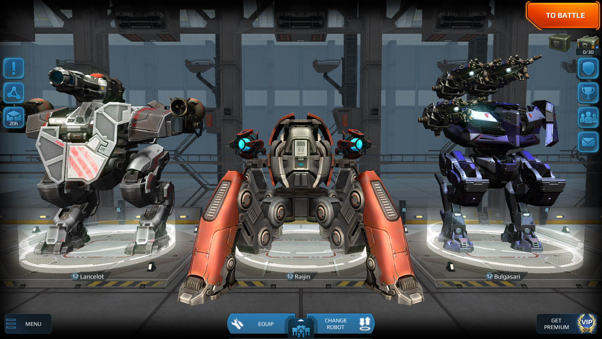 war robots mod apk unlimited gold and silver