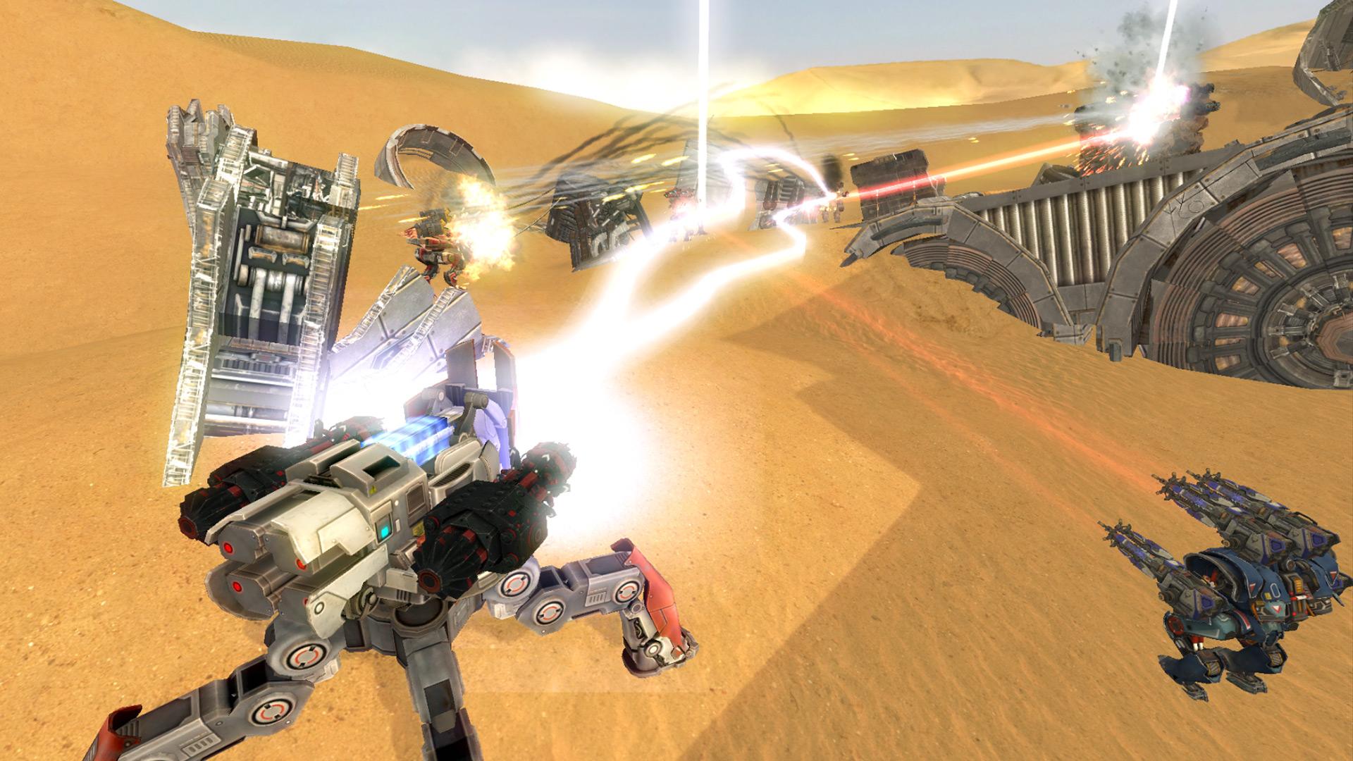 War Robots on Steam