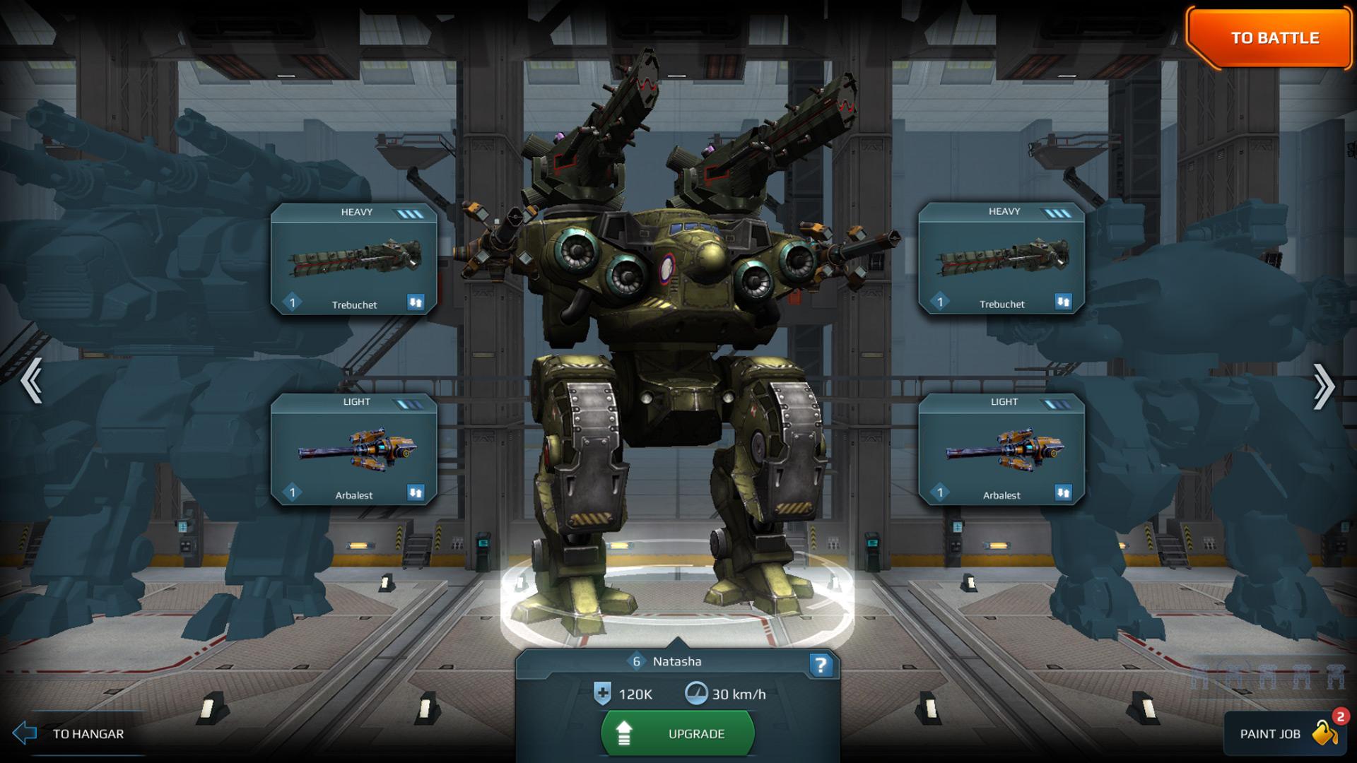 War Robots trên Steam