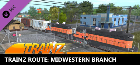 Trainz Route: Midwestern Branch