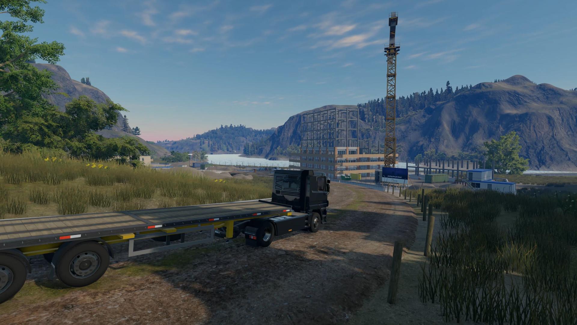 Truck Driver on Steam