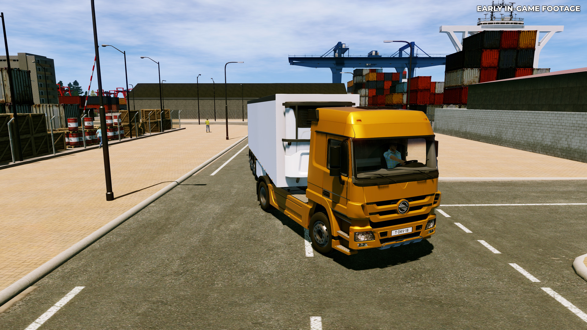 Truck Driver 3DM Download