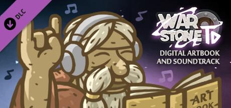Warstone OST, Artbook and Comics