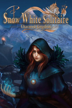 Snow White Solitaire. Charmed Kingdom poster image on Steam Backlog