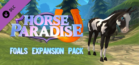 Horse Paradise - Foals Expansion Pack