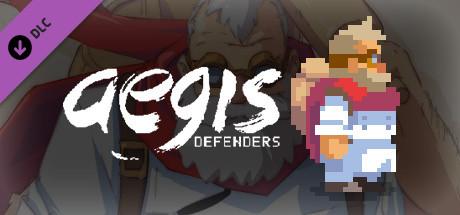 Aegis Defenders - Patissier Bart Skin