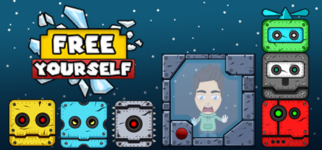 Teaser image for Free Yourself - A Gravity Puzzle Game Starring YOU!