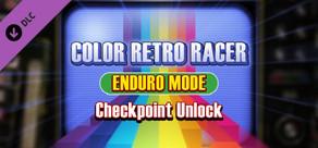 COLOR RETRO RACER : ENDURO MODE *Checkpoint Unlock* cover art