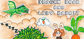 Dragon Boar and Lady Rabbit cover art
