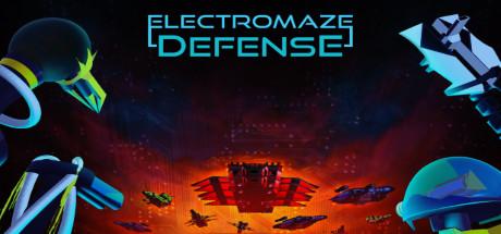 Electromaze Defense cover art