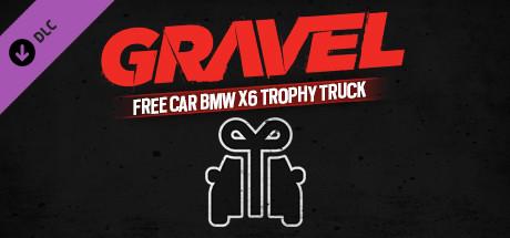 Gravel Free car BMW X6 Trophy Truck
