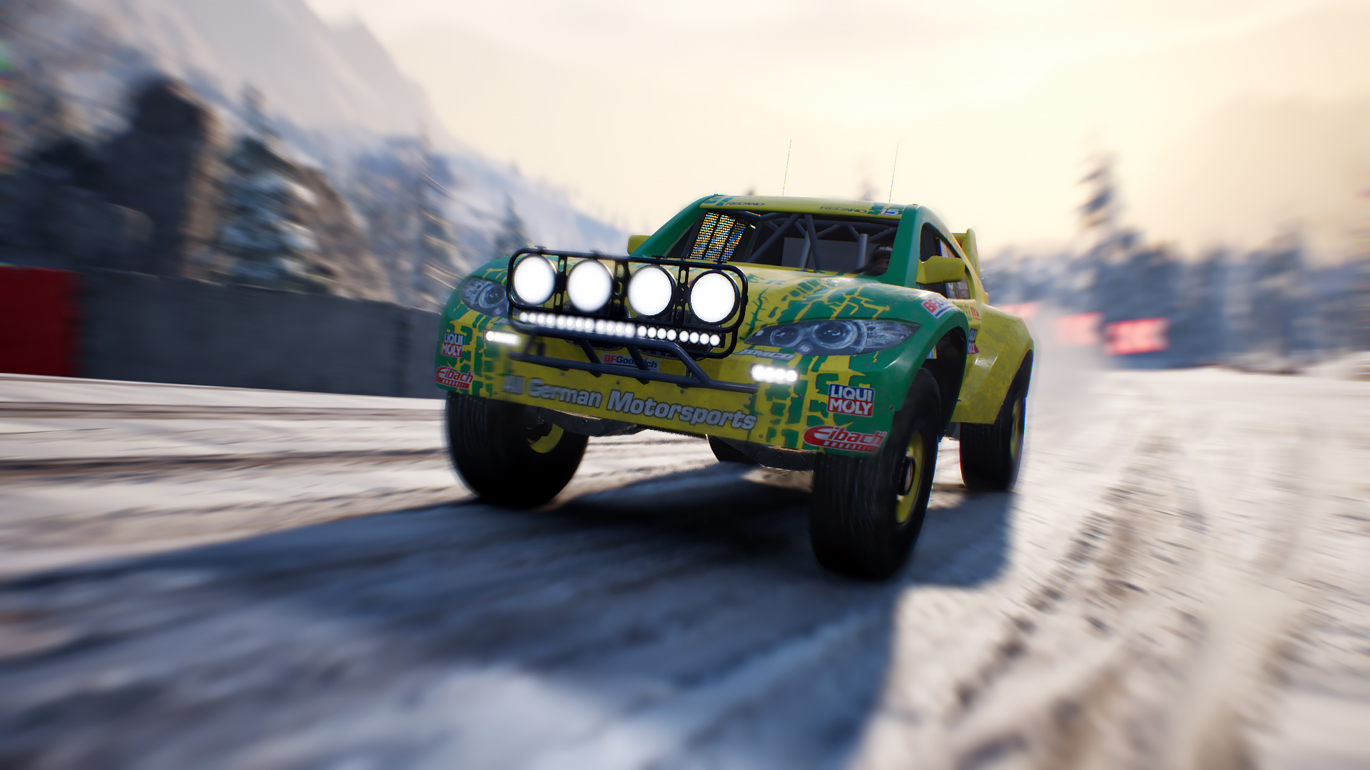 Gravel Free Car Bmw X6 Trophy Truck On Steam