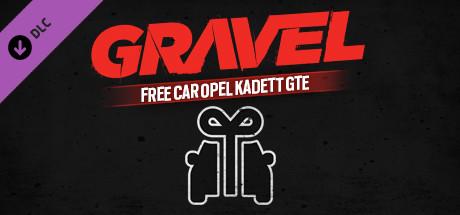 Gravel Free car Opel Kadett GTE