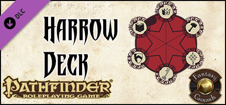 Fantasy Grounds - Pathfinder RPG - Harrow Deck (PFRPG)