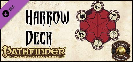 Fantasy Grounds - Pathfinder RPG - Harrow Deck (PFRPG)
