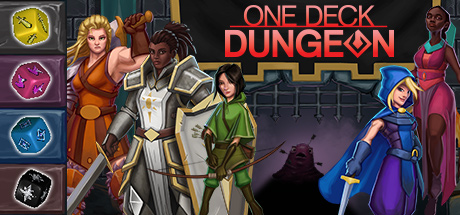 [Steam] One Deck Dungeon ($4.99 / 50% off)