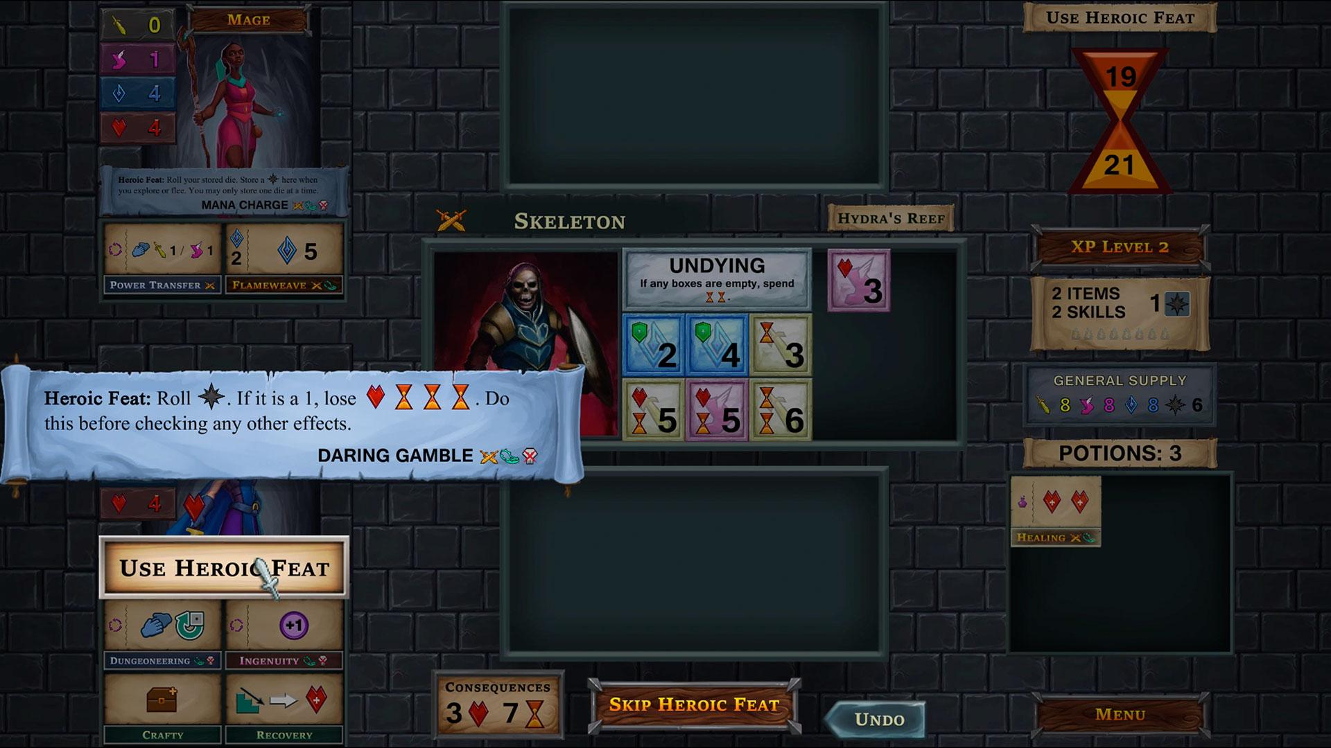 One Deck Dungeon · AppID: 770100
