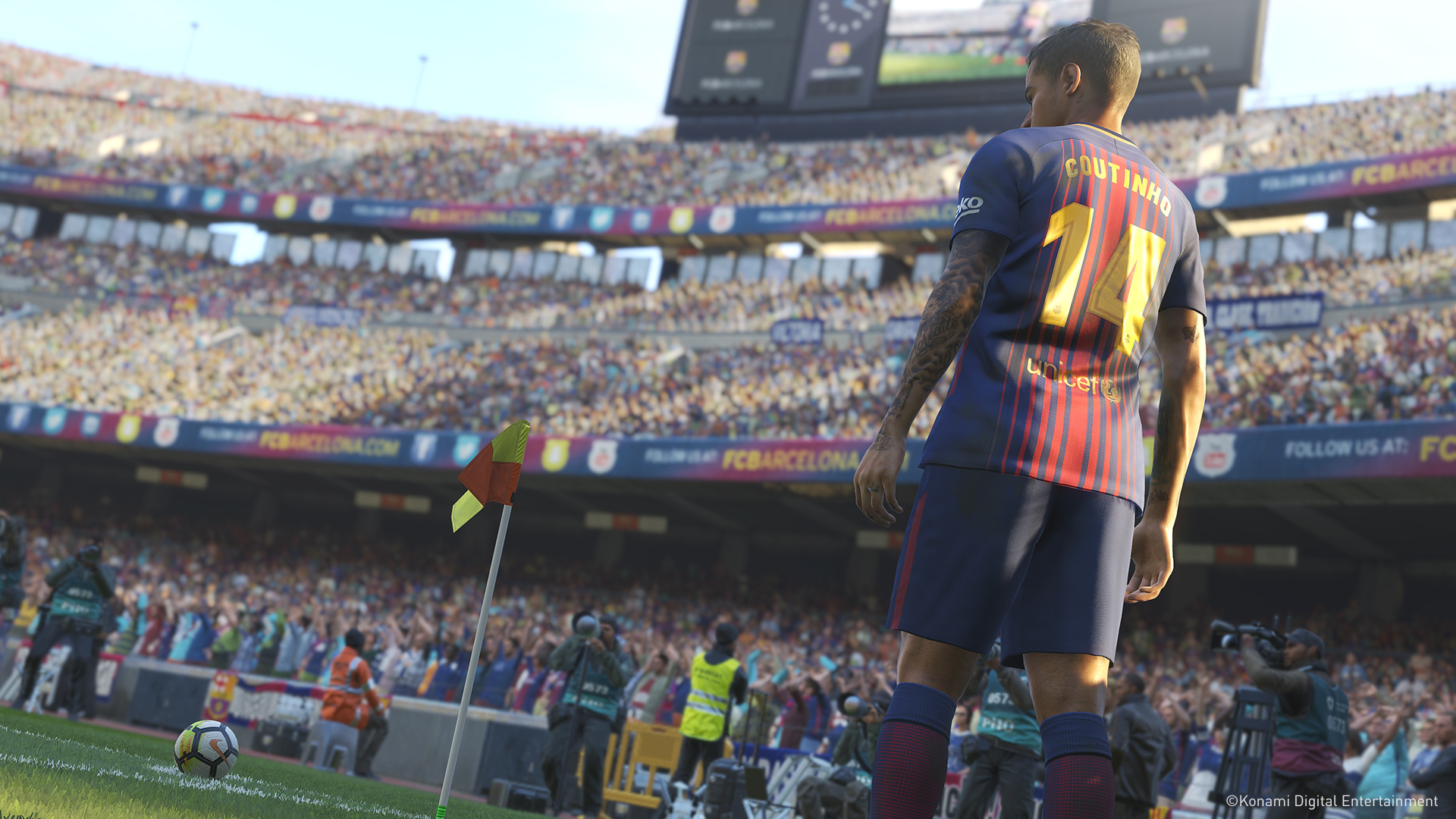 Pro Evolution Soccer 2019 Crack Download