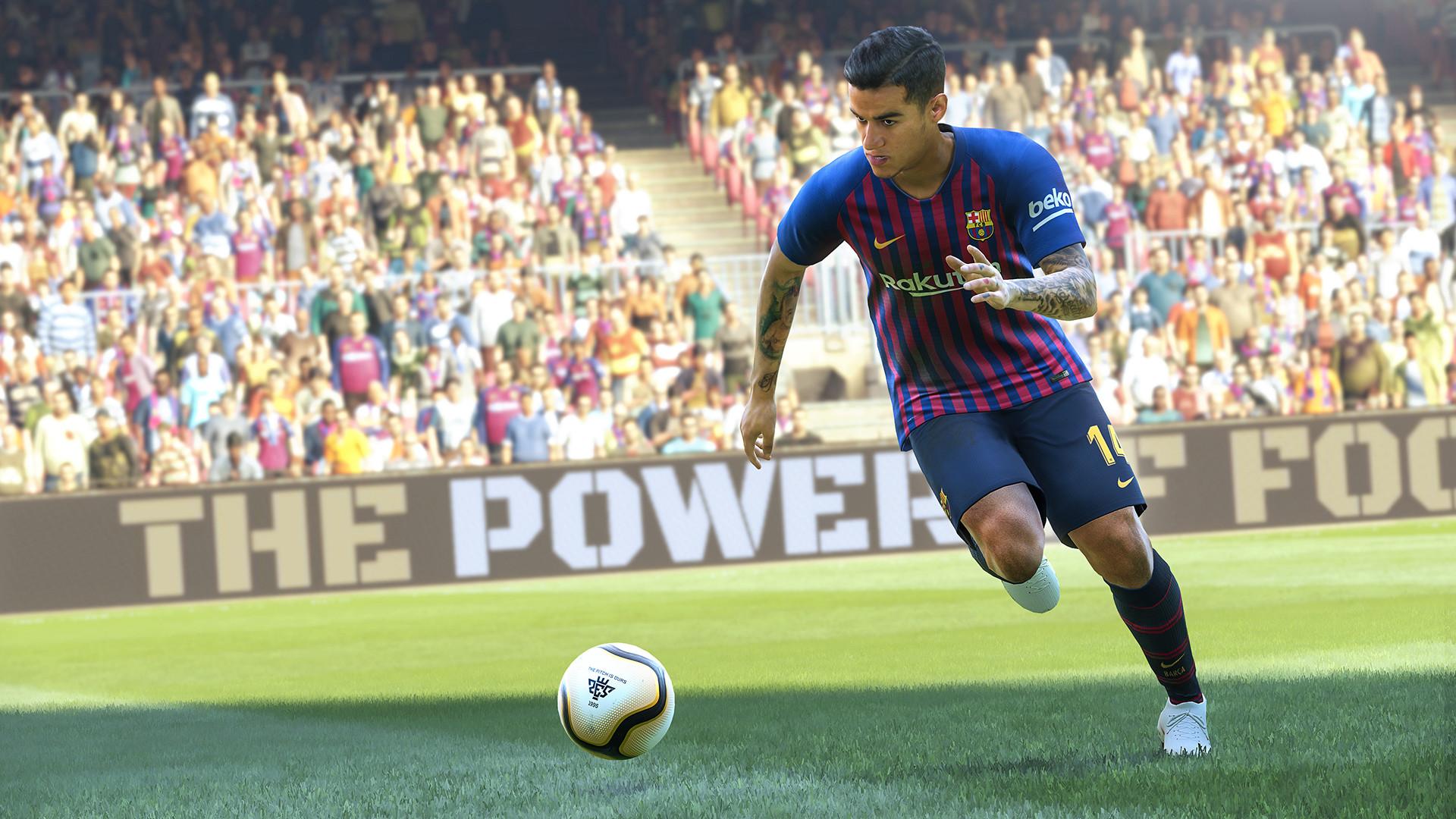 Pro Evolution Soccer 2019 Screenshot 3