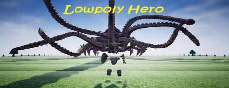 Lowpoly Hero